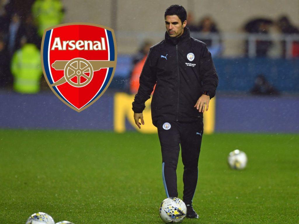 Arsenal Appoints Mikel Arteta As Coach